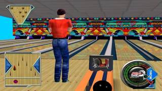 PatmanQC plays PBA Bowling 2001 for PC
