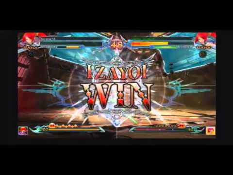 BBCPEX 5/22/2015 JP PSN -  『JUSTICE SWORD』 Kaichou Izayoi