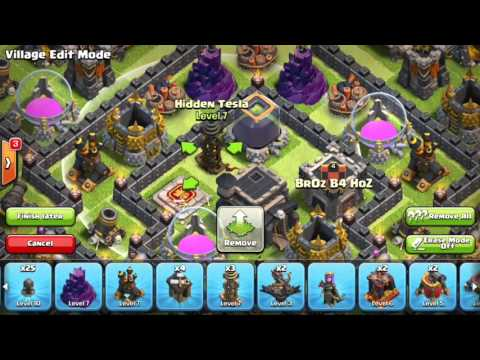 The BEST Th8 saving dark elixir base!