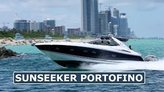 Sunseeker Portofino 46 in Motion