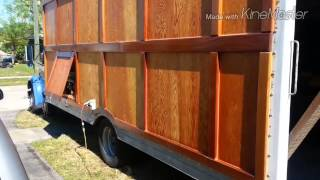 Mobile Woodshop - True Wood Design