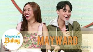 MayWard opens up how they became close | Magandang Buhay