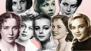 Самые красивые актрисы советского кино. Часть 1
