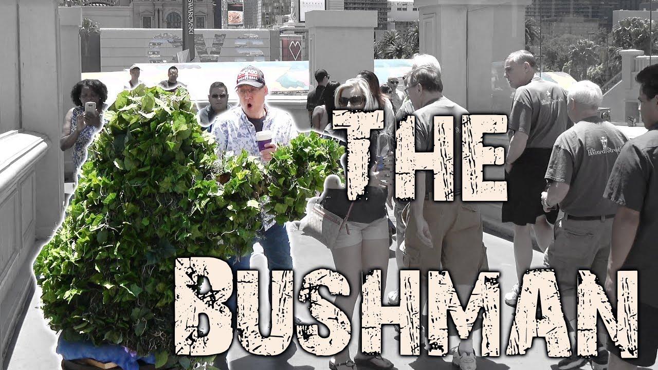 11 Minutes! Practical Joke - Funny Video - THE BUSHMAN PRANK ...
