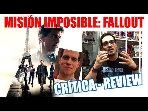 ¡Menudo espectáculo!   MISIÓN IMPOSIBLE: FALLOUT   CRÍTICA thumbnail
