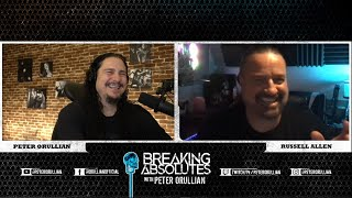 Breaking Absolutes Ep. 15 - Russell Allen (Symphony X, Trans-Siberian Orchestra, Adrenaline Mob)