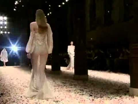 Givenchy Haute Couture 2009 Full Fashion Show.avi