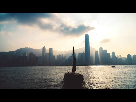 Hong Kong travel experience in motion. 我所看見的美麗香港 Time lapse