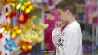 Бегемотик - ''Живі іграшки''. Медіастудія ''Еврика'', 2013