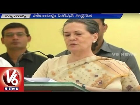 US Court dismisses 1984 riots case against Congress President Sonia Gandhi | V6 News