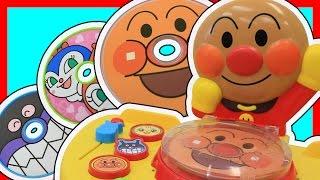 アンパンマン おもちゃ DJになろう! うたっておどってミュージックプレイヤー リズム遊び  Toy Kids トイキッズ animation anpanman
