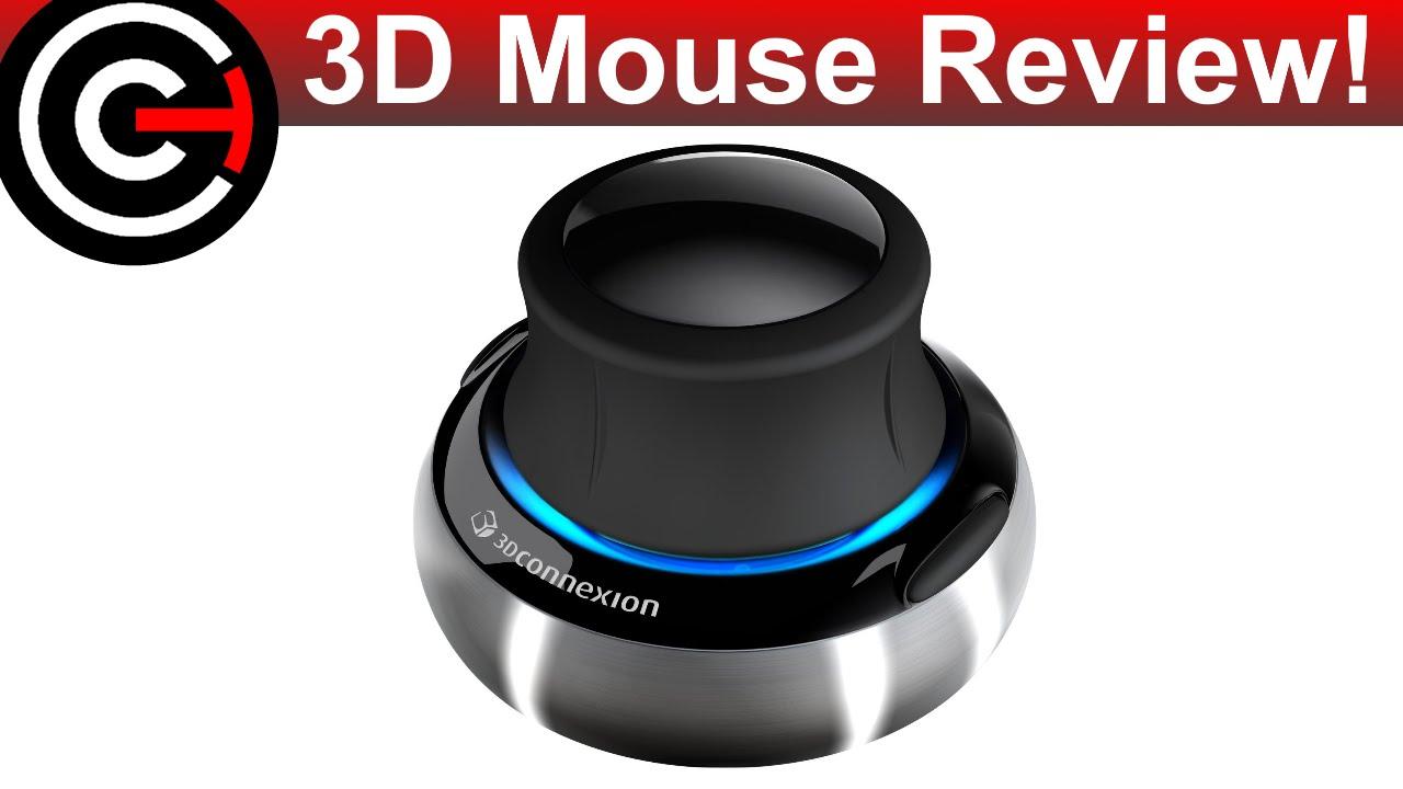 3dconnexion Spacenavigator 3d Mouse Review