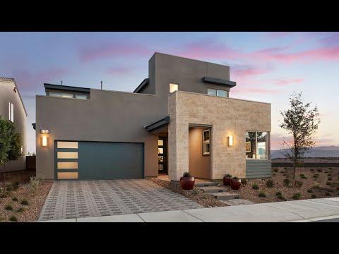 Modern Nevada-Living Home For Sale Las Vegas $427K's+, 3119 Sqft, 5BD, 4BA, 2CR. Larimar by Pardee