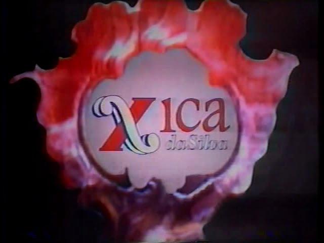 Xica da Silva 03/1997 - Rede Manchete