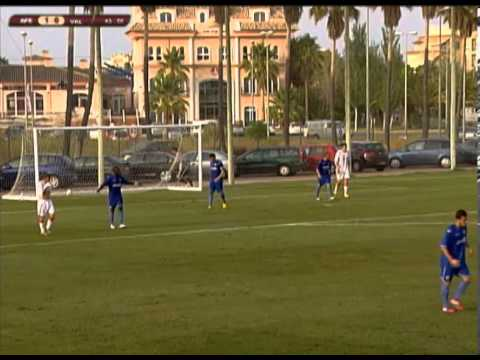 IV Edición Sesiones AFE. Valencia CF Mestalla - Sesiones AFE