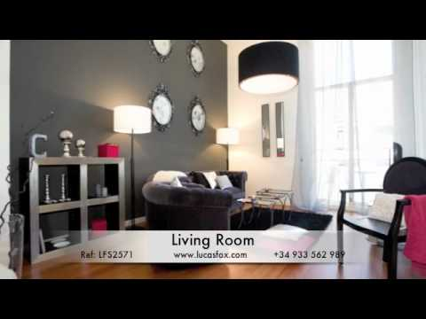 Luxury Apartment to Buy in Barcelona | LFS2571