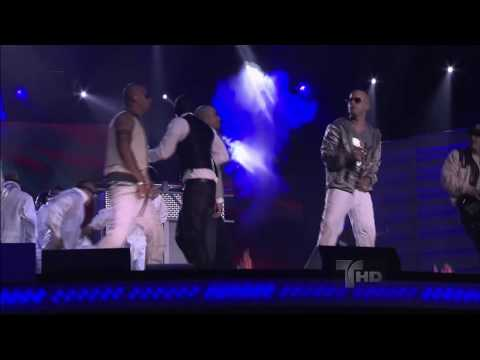 All Up To You  Akon & Wisin & Yandel & Aventura Original HD 1080i Latin Billboard 2009 + Lyrics