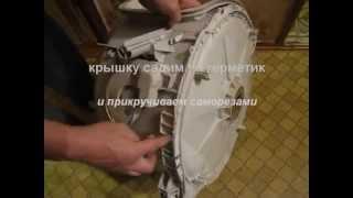 Стиральная машина Zanussi Ремонт  стиральной машины Занусси часть 2(, 2014-12-26T19:16:57.000Z)