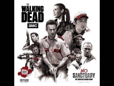 Walking Dead: No Sanctuary Review