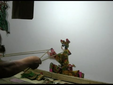 Traditional Chinese Shadow Puppet Plays Highlight China Cultural Heritage Day