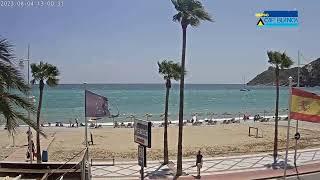 Preview of stream Webcam Playa de Altea