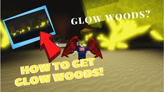 How To Get Glow Wood In Lumber Tycoon 2 2018 — Available