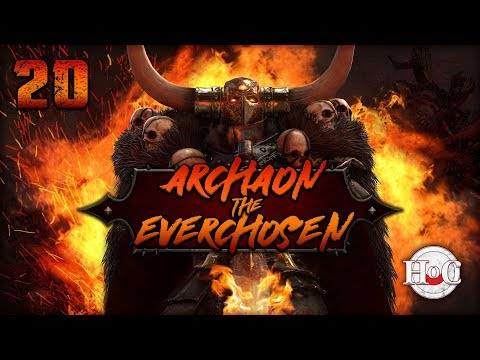 THE END TIMES - Total War Warhammer 2 - Archaon - Part 20