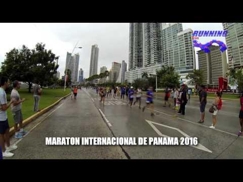 MARATON INTERNACIONAL DE PANAMA 2016