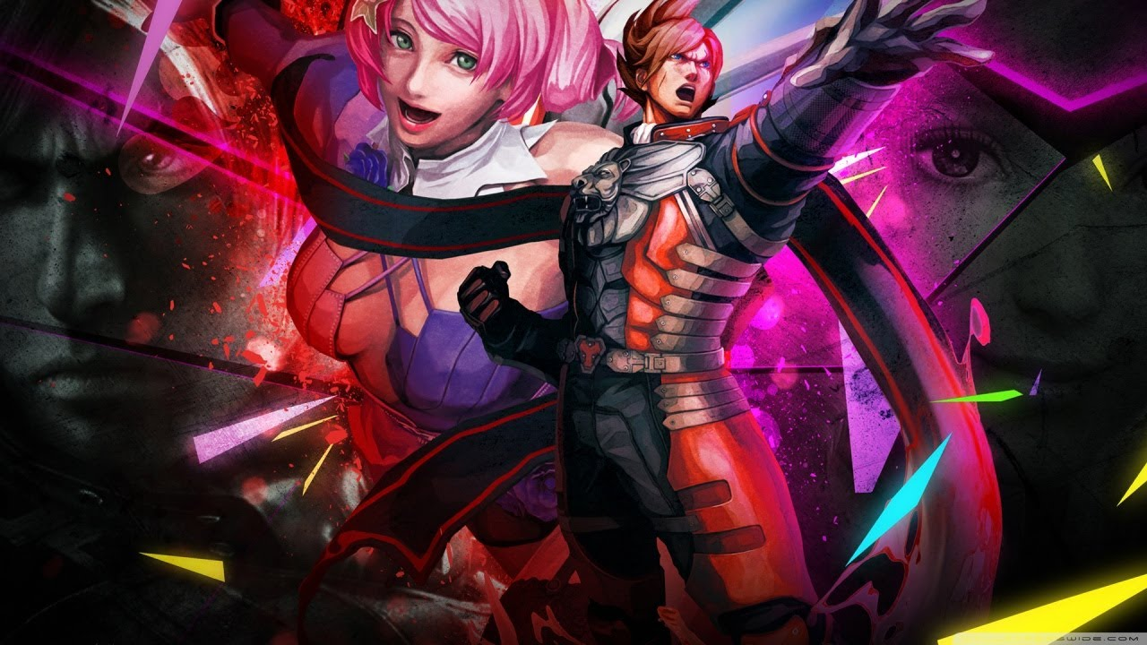 Lars And Alisa Story (Arcade