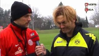 Kloppo betreibt Spionage bei Mainz 05 (Knops Kult Liga)