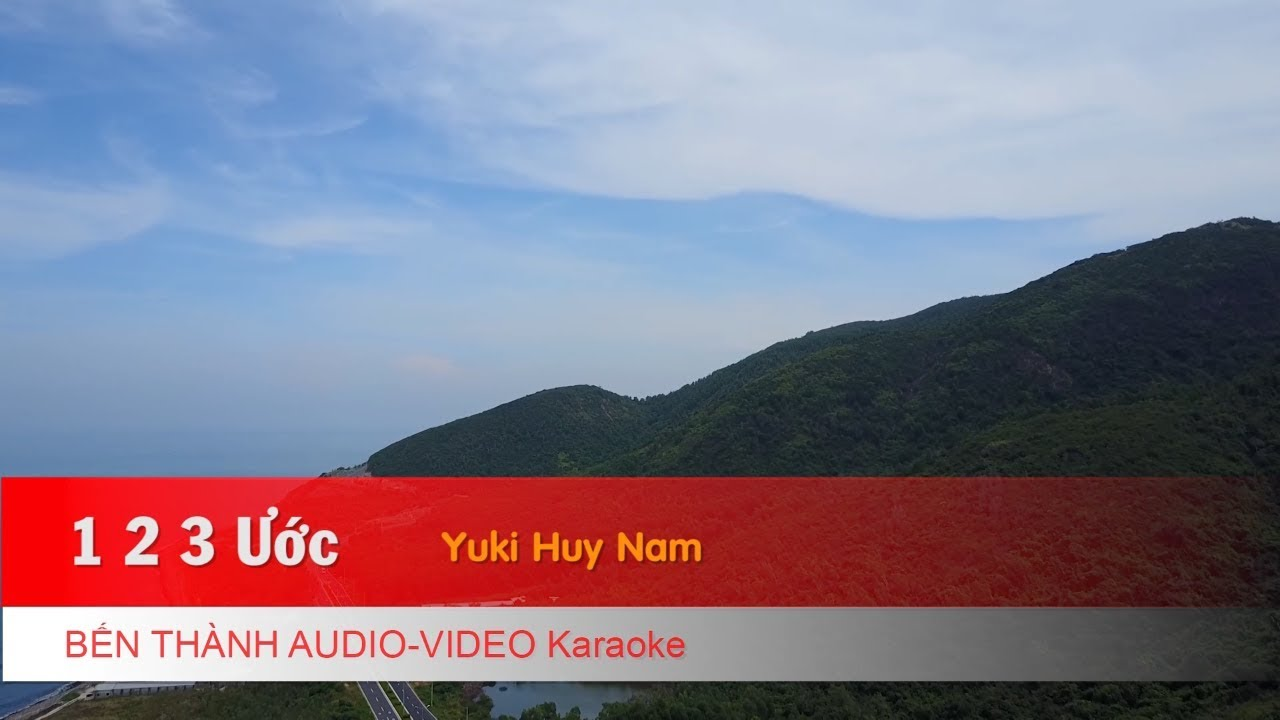 KARAOKE NHẠC TRẺ 2018 | 1 2 3 Ước - Yuki Huy Nam | Beat Chuẩn