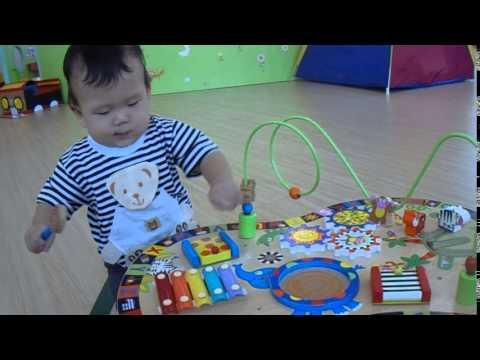 150806穎11M25D中壢親子館敲敲打打玩玩具