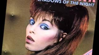 Pat Benatar Shadows of the Night with Lyrics