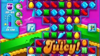 Candy Crush Saga SODA Level 1544 CE