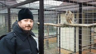 """В парке птиц """"Воробьи"""""""