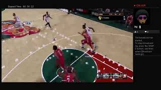 All clippers vs All Sonics gm3
