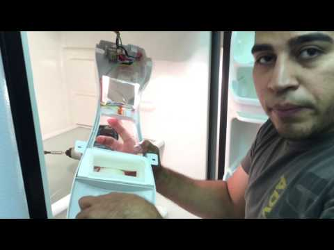 How To Fix Frigidaire Refrigerator Water Leak Drip On