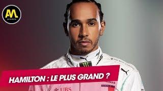 Lewis Hamilton : le plus grand pilote de l'histoire ?