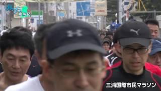 神奈川県三浦市観光PR 「三浦国際マラソン」