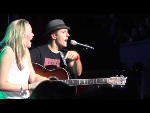 Long Drive Jason Mraz And Raining Jane - Royal Albert Hall September 2014