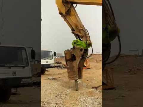 YANTAI BAICAI Side type hydraulic breaker hammer