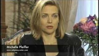Michelle Pfeiffer Interview Batman Returns 1992