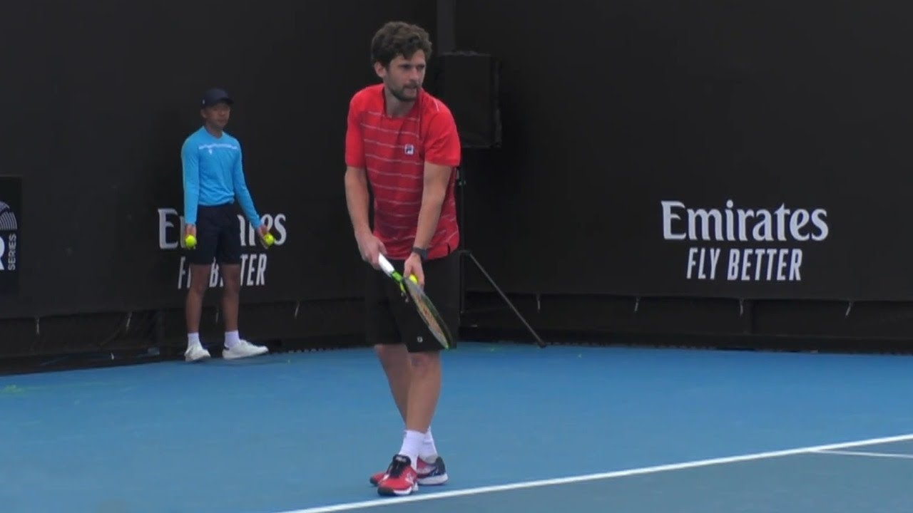 Pedro Sousa vs Li Tu  - Match Highlights (1R) | Melbourne Summer Series 2021