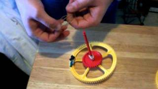Knex Clock Ratchet Instructions