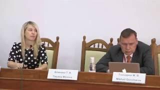 Электронные ресурсы библиотек. Секция на конференции ''Крым - 2016''