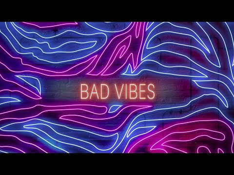 Azz - Bad Vibes (Lyric video)