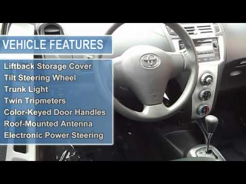 2008 TOYOTA YARIS - Planet Dodge Chrysler Jeep - Miami, FL 33172
