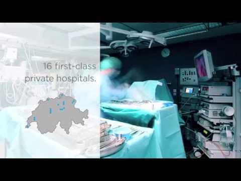 The Hirslanden Private Hospital Group