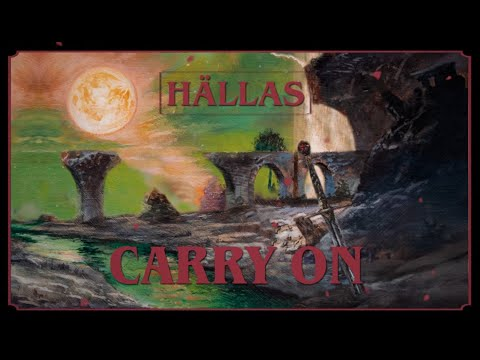 HÄLLAS - Carry On (Official Lyric Video) | Napalm Records