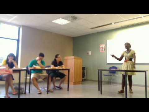 Botswana Worlds' 2011 – Round 8 Debate (Makerere University)